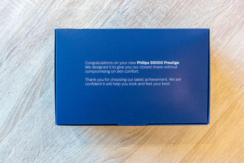 philips S9000 prestige